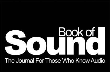 BOOK OF SOUND